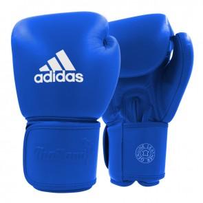 adidas Muay Thai Handschoenen TP200 Blauw/Wit