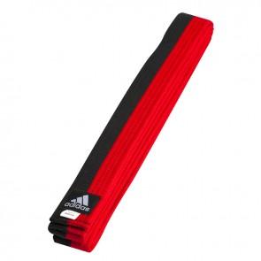 adidas Taekwondo Poomband Zwart/Rood