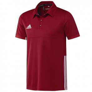 adidas T16 Team Polo Men Rood