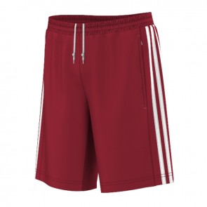 adidas T16 Team Short Youth Rood/Wit 152