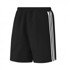 adidas T16 Team Short Men Zwart/Wit