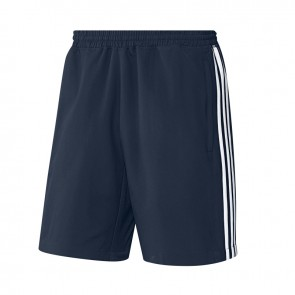 adidas T16 Team Short Men Blauw/Wit