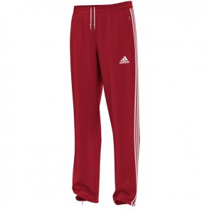 adidas T16 Team Trainingsbroek Men Rood/Wit