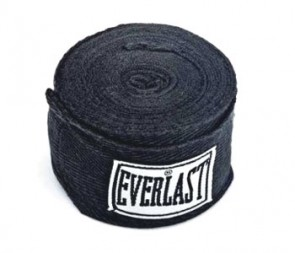 Everlast bandages zwart