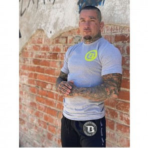 Booster T-Shirt Athletic 2 Grijs