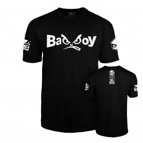 BadBoy T-Shirt Retro Zwart Large