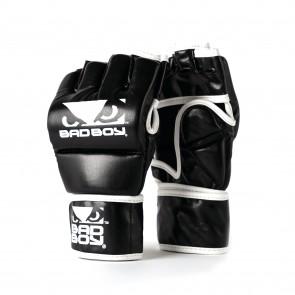 BadBoy MMA Handschoenen Met Duim Zwart/Wit