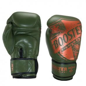 Booster (kick)bokshandschoenen Pro-Shield 3 Groen/Oranje