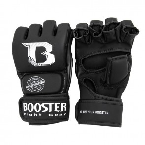 Booster MMA Handschoenen Supreme Zwart