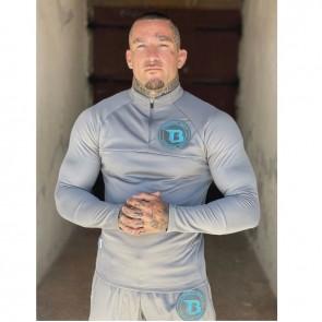 Booster B-Force 3 Trainingspak Grijs/Blauw
