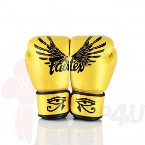 Fairtex (kick)bokshandschoenen Falcon Limited Edition 16oz