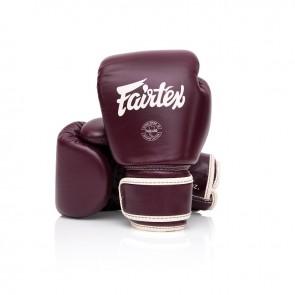 Fairtex (kick)bokshandschoenen RL Maroon (Handschoenen)