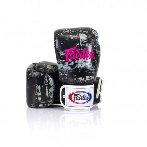 Fairtex (kick)bokshandschoenen Dark Cloud (Handschoenen)