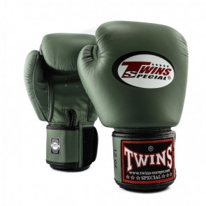 Twins (kick)bokshandschoenen BGVL3 Militairy
