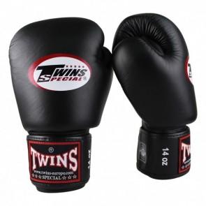 Twins (kick)bokshandschoenen BGVL3 Zwart 10oz (Handschoenen)