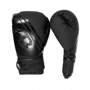 Booster (kick)bokshandschoenen BT-Sparring V2 Zwart
