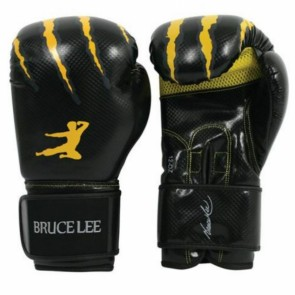 Bruce Lee Signature (kick)bokshandschoenen 10 oz