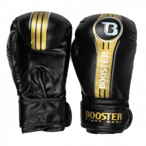 Booster Junior (kick)bokshandschoenen BT Future Zwart/Goud