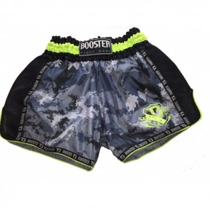 Booster Short TBT Pro 4.21 Camouflage/Groen