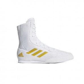 adidas Boksschoenen Box-Hog Plus Wit/Goud