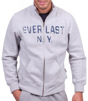 Everlast Hopkins Sweater Grijs Small