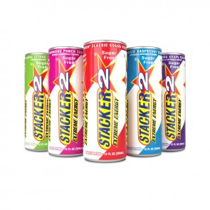 Stacker Extreme Energy Drink Zero 355ml