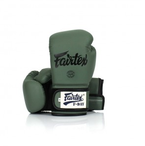 Fairtex (kick)bokshandschoenen F-Day Limited Edition (Handschoenen)