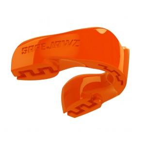 Safejawz Gebitsbeschermer Intro-Series Fluor Oranje Junior