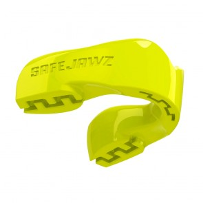 Safejawz Gebitsbeschermer Intro-Series Fluor Geel Junior