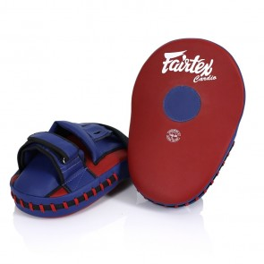 Fairtex Maximized Handpads Rood/Blauw (Trapstoot)