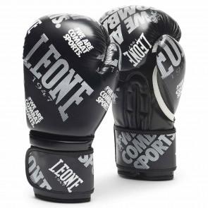 Leone (kick)bokshandschoenen Wacs Zwart