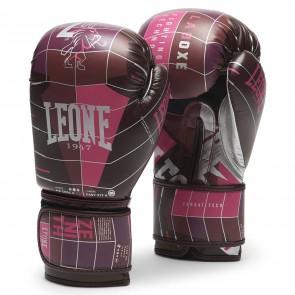 Leone (kick)bokshandschoenen Zenith Paars 10oz