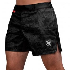 Hayabusa MMA Broek HEX Zwart
