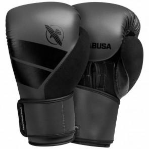Hayabusa S4 (kick)bokshandschoenen Antraciet (Handschoenen)