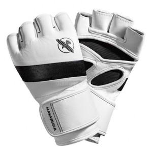 Hayabusa T3 MMA Handschoenen Wit/Zwart
