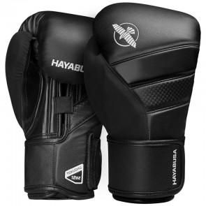 Hayabusa T3 (kick)bokshandschoenen Zwart