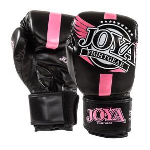 Joya Junior (kick)bokshandschoenen Zwart/Roze