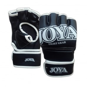 Joya MMA Handschoenen Grip Zwart/Wit