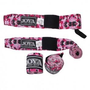 Joya Bandages Camo Roze 280cm