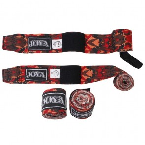 Joya Bandages Camo Rood