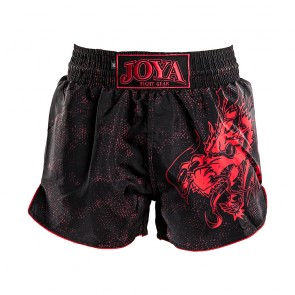 Joya Kids Kickboksbroek Dragon Rood