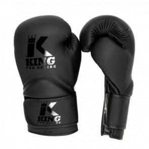 King Junior (kick)bokshandschoenen Kids3 Zwart