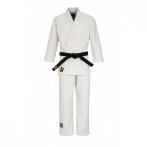 Matsuru Jiu Jitsu Pak Wit Zonder Label 160cm