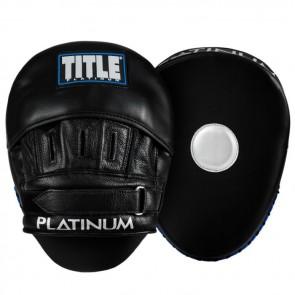 Title Handpads Platinum Punch 2.0 Zwart