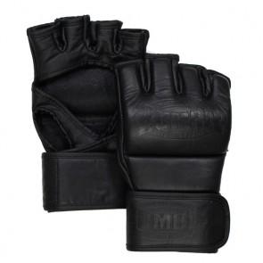 Rumble MMA Handschoenen Winner Leder Zwart