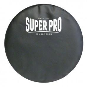 Super Pro Combat Gear Handpad Rond Zwart 28x7 cm