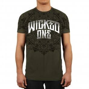 Wicked1 T-Shirt Blake Khaki