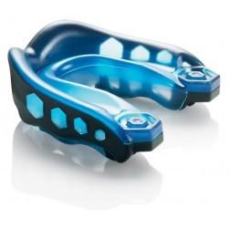 Shock Doctor Gel Max gebitsbeschermer blauw zwart