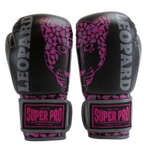 Super Pro Bokshandschoenen Kids Leopard