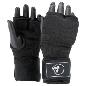 Super Pro Combat Gear Binnenhandschoenen Met Bandage Zwart/Wit